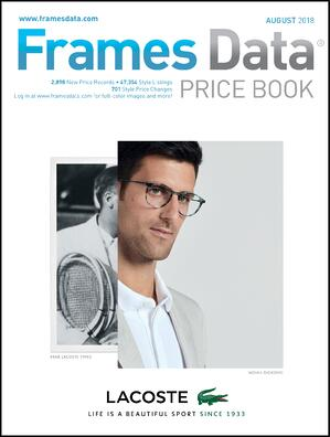 August pricebook cover