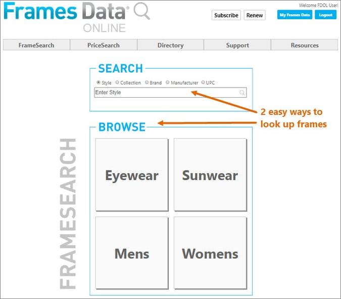 FrameSearch screenshotjpg