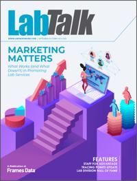 LabTalk cover SeptemberOctober 2019