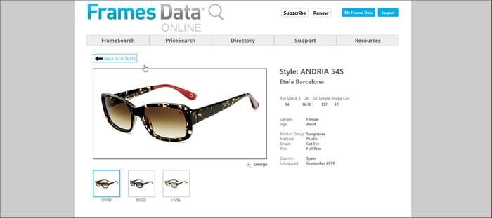 Etnia style Andria 54S