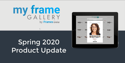 Re-cap of My Frame Gallery's Spring Update [Video]