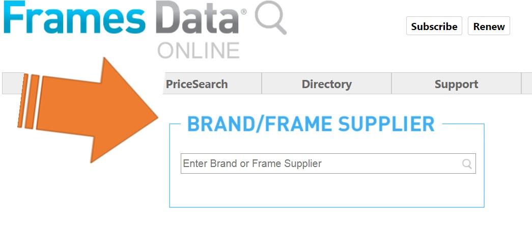 Frames Data Blog   Using Frames Data
