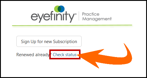 Using Eyefinity Practice Management? Make sure you do this.