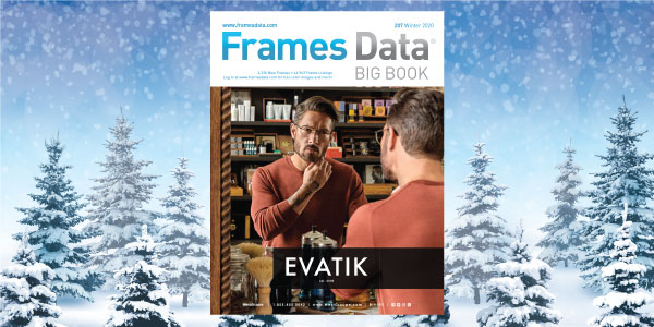 EVATIK by WestGroupe on the Winter 2020 Big Book