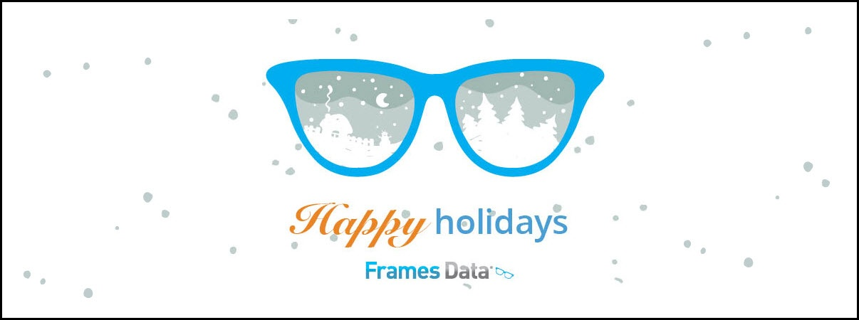 Happy Holidays from Frames Data