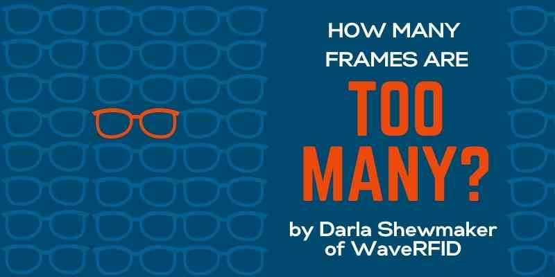 How many frames are too many?