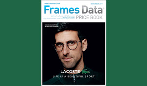 November Price Book features Lacoste by Marchon®
