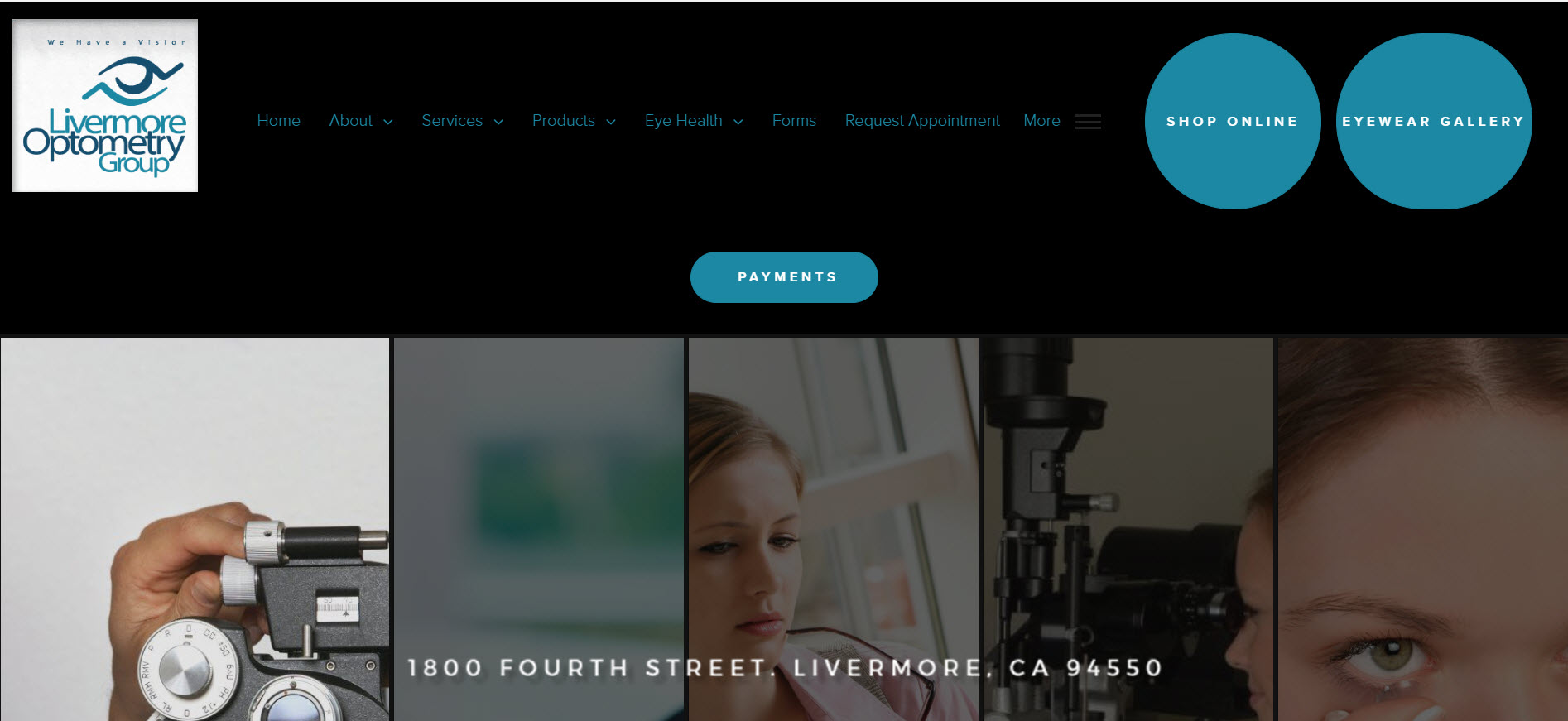 Livermore Optometry's data driven approach to online retail and using My Frame Gallery