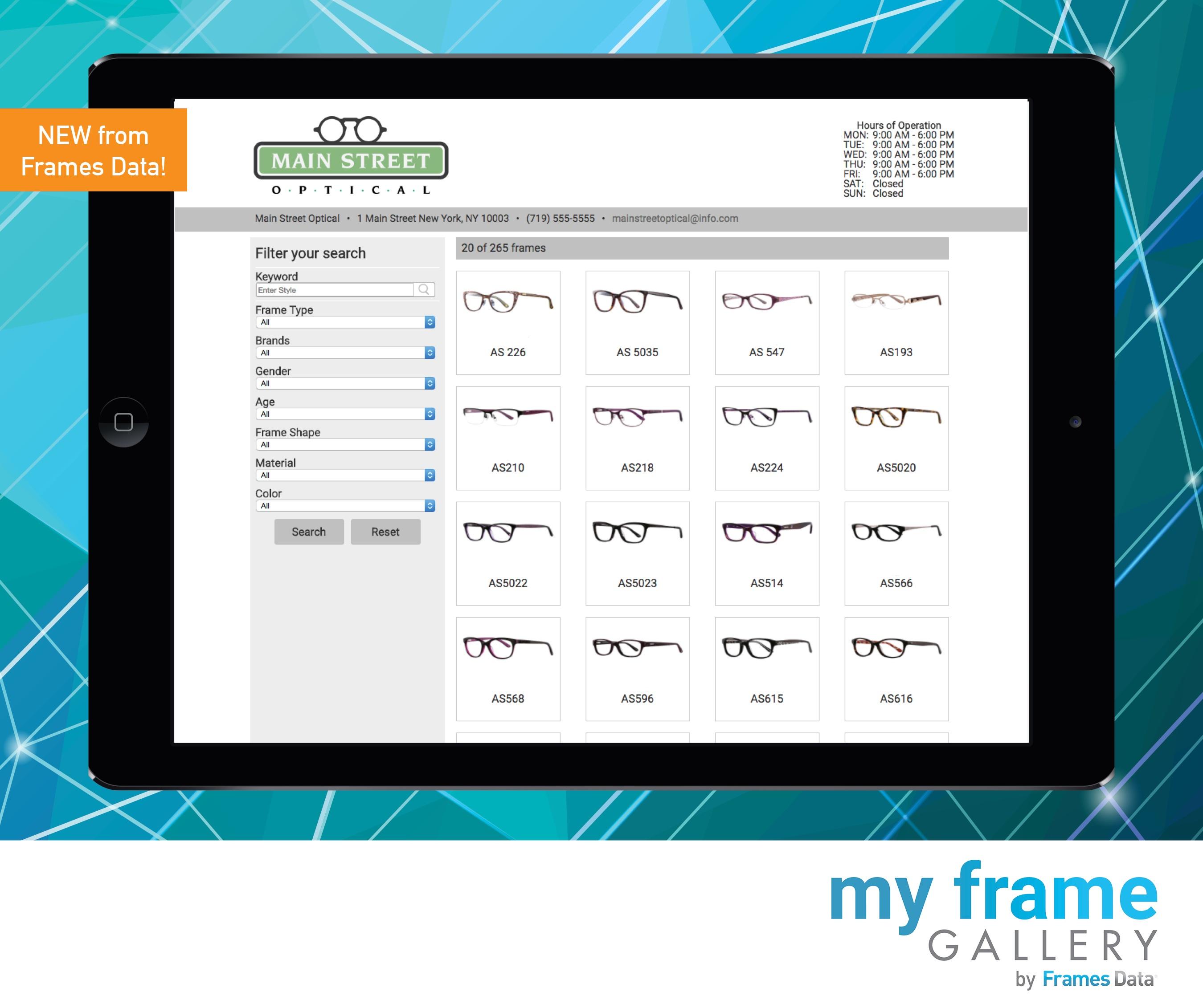Frames Data Blog | Tom Doyle